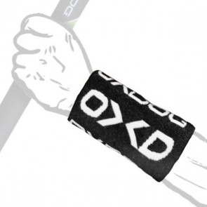 OXDOG TWIST LONG WRISTBAND BLACK